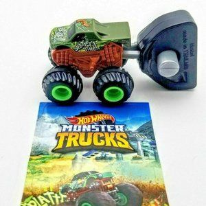 Monster Trucks # 5 SPLATTER TIME MYSTERY Series 1